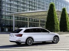 skoda superb combi pic #145419