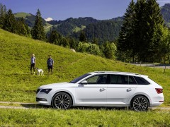 skoda superb combi pic #145421