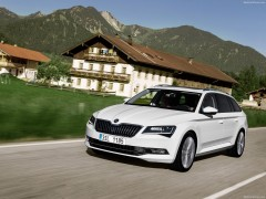 skoda superb combi pic #145424