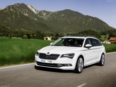 skoda superb combi pic #145425
