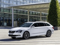 skoda superb combi pic #145426