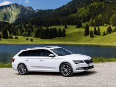 skoda superb combi pic #145427