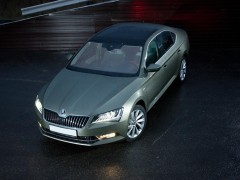skoda superb pic #156207