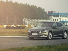 skoda superb pic #156210