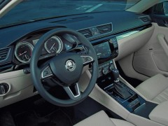 skoda superb pic #156211