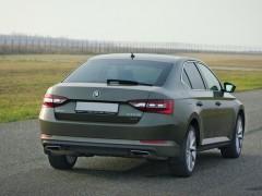 skoda superb pic #156217