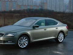 skoda superb pic #156218