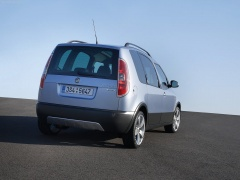 skoda roomster scout pic #39734