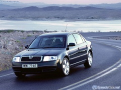 skoda superb pic #7286