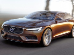 Volvo Concept Estate pic