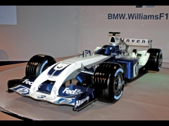 bmw williams f1 fw26 pic #25621