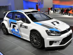 volkswagen polo wrc pic #105336