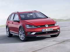 Golf Alltrack photo #129527