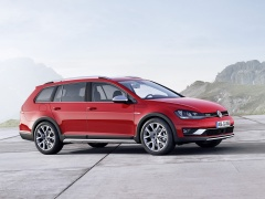 Golf Alltrack photo #129528