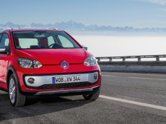 volkswagen cross up pic #134942