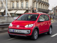 volkswagen cross up pic #134952