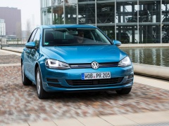 volkswagen golf tgi bluemotion pic #135097