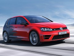 Volkswagen Golf R Touch pic