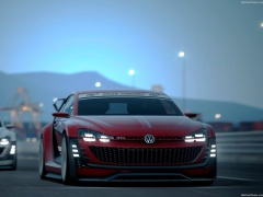 volkswagen gti supersport vision gran turismo concept pic #139783