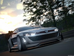 volkswagen gti supersport vision gran turismo concept pic #139784