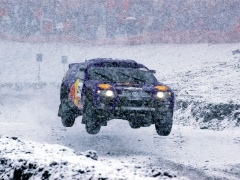 volkswagen race-touareg pic #17065