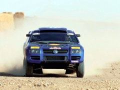 volkswagen race-touareg pic #17070