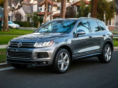 volkswagen touareg r-line pic #171414