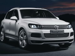 volkswagen touareg r-line pic #171415