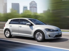 volkswagen golf blue-e-motion pic #176836