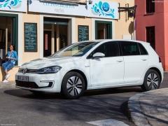 volkswagen golf blue-e-motion pic #176839