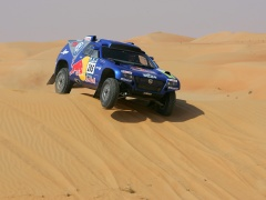 volkswagen race-touareg pic #39346