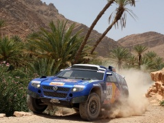 volkswagen race-touareg pic #39347