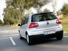 volkswagen golf bluemotion pic #46221