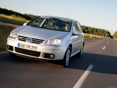 volkswagen golf bluemotion pic #46222