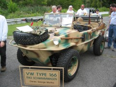 Type 166 Schwimmwagen photo #46656