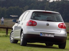 volkswagen golf bluemotion pic #47122