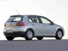volkswagen golf bluemotion pic #47123