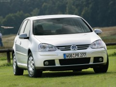 volkswagen golf bluemotion pic #47125