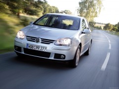 volkswagen golf bluemotion pic #47126