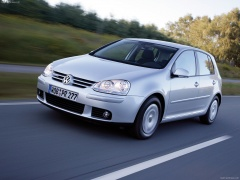volkswagen golf bluemotion pic #47127
