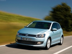 volkswagen polo bluemotion pic #68652