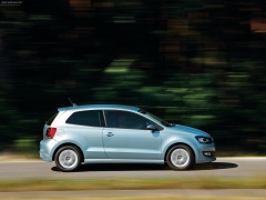 volkswagen polo bluemotion pic #68655