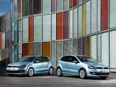 volkswagen polo bluemotion pic #68658