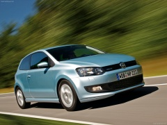 volkswagen polo bluemotion pic #68661