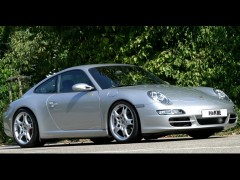 h&r springs porsche 997 911 carrera pic #26056