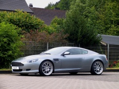 h&r springs aston martin db9 pic #27191