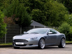 h&r springs aston martin db9 pic #27192