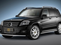cobra mercedes-benz glk pic #59984