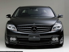 wald mercedes benz cl pic #50326