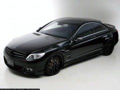 wald mercedes benz cl pic #50330